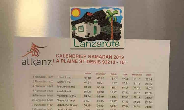 Calendrier Ramadan 2020 Horaire.Calendrier Ramadan Telechargez Gratuitement Celui De Votre