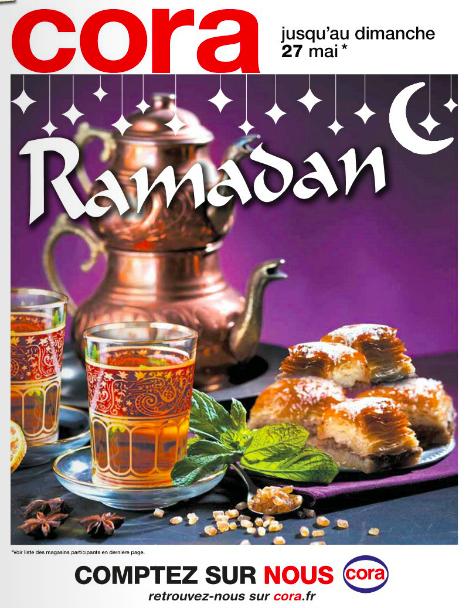 catalogue ramadan 2018 cora saveurs orients