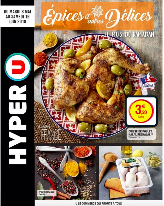 catalogue ramadan 2018 hyper U