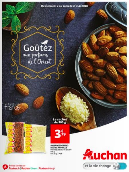 catalogue ramadan auchan 2018