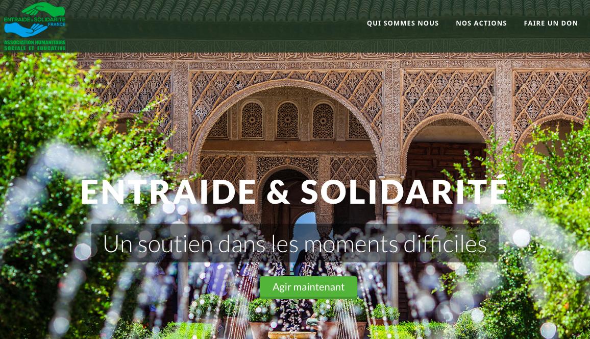 entraide et solidarite