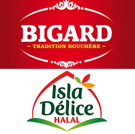 halal bigard isla delice