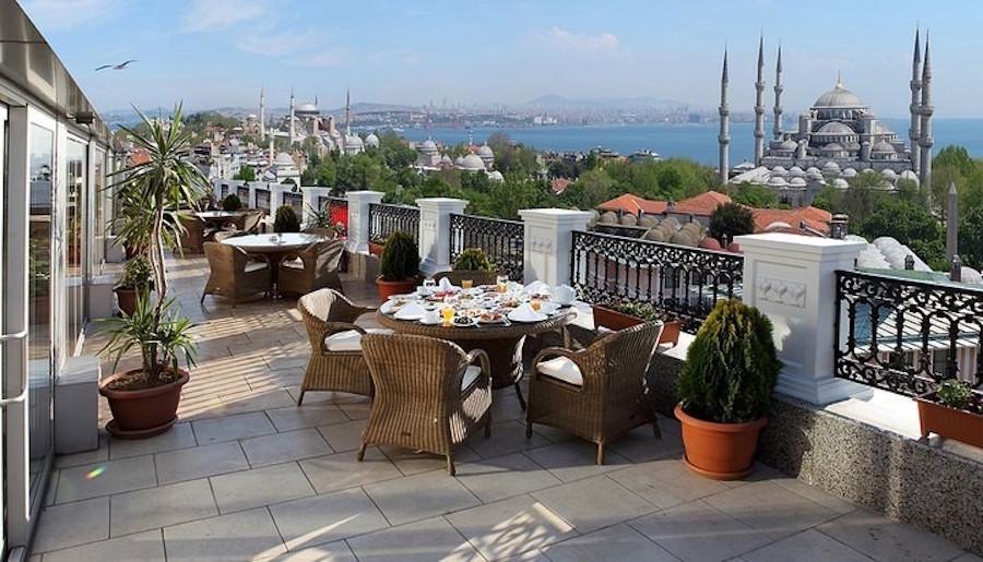 Istanbul Turquie tourisme halal halalbooking