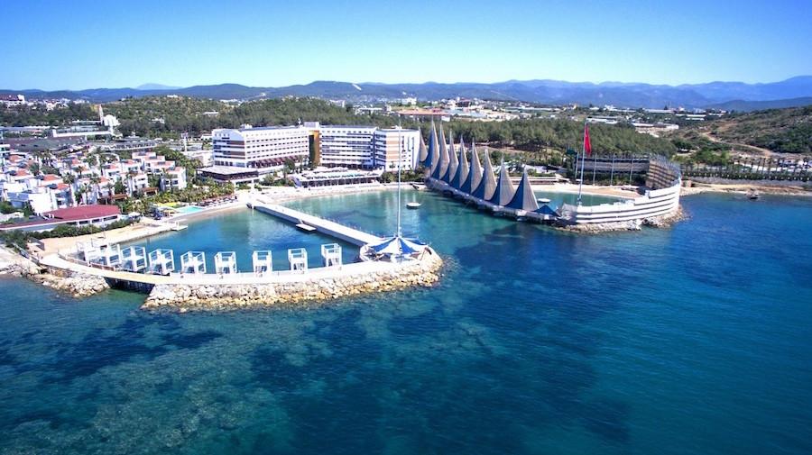 Turquie tourisme halal halalbooking mer