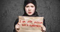 musulmane pas terroriste