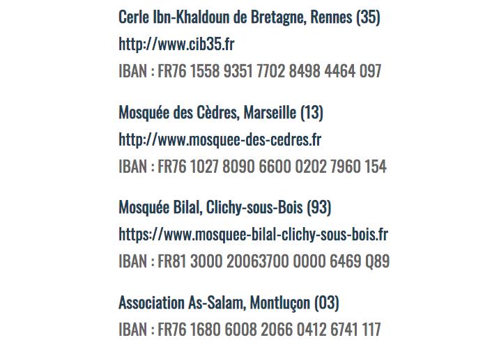liste mosquée asso loi 1905