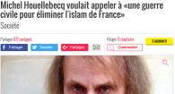 houellebecq guerre civile islam