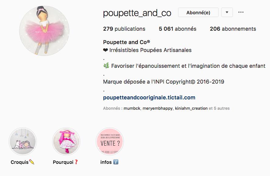 Poupette and co instagram
