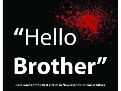 hello brother terrorist attacks new zealand mosque