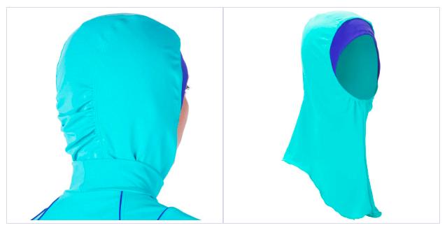site réputé 84ff6 8530f Decathlon : après le hijab pour courir, le hijab pour nager ...