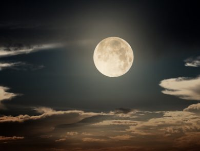 pleine lune rajab