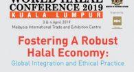 world halal conference 2019 Kuala Lumpur