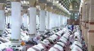 tarawih medine