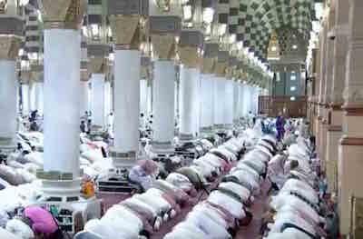 Medine tarawih