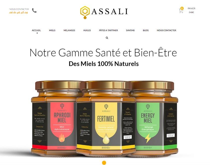 Assali miel Maroc