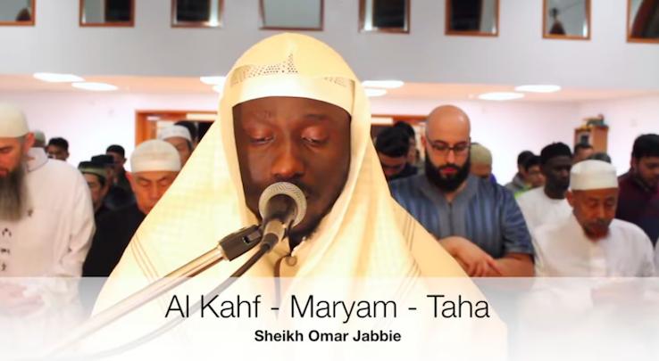 al-Kahf par cheikh Omar Jabbie