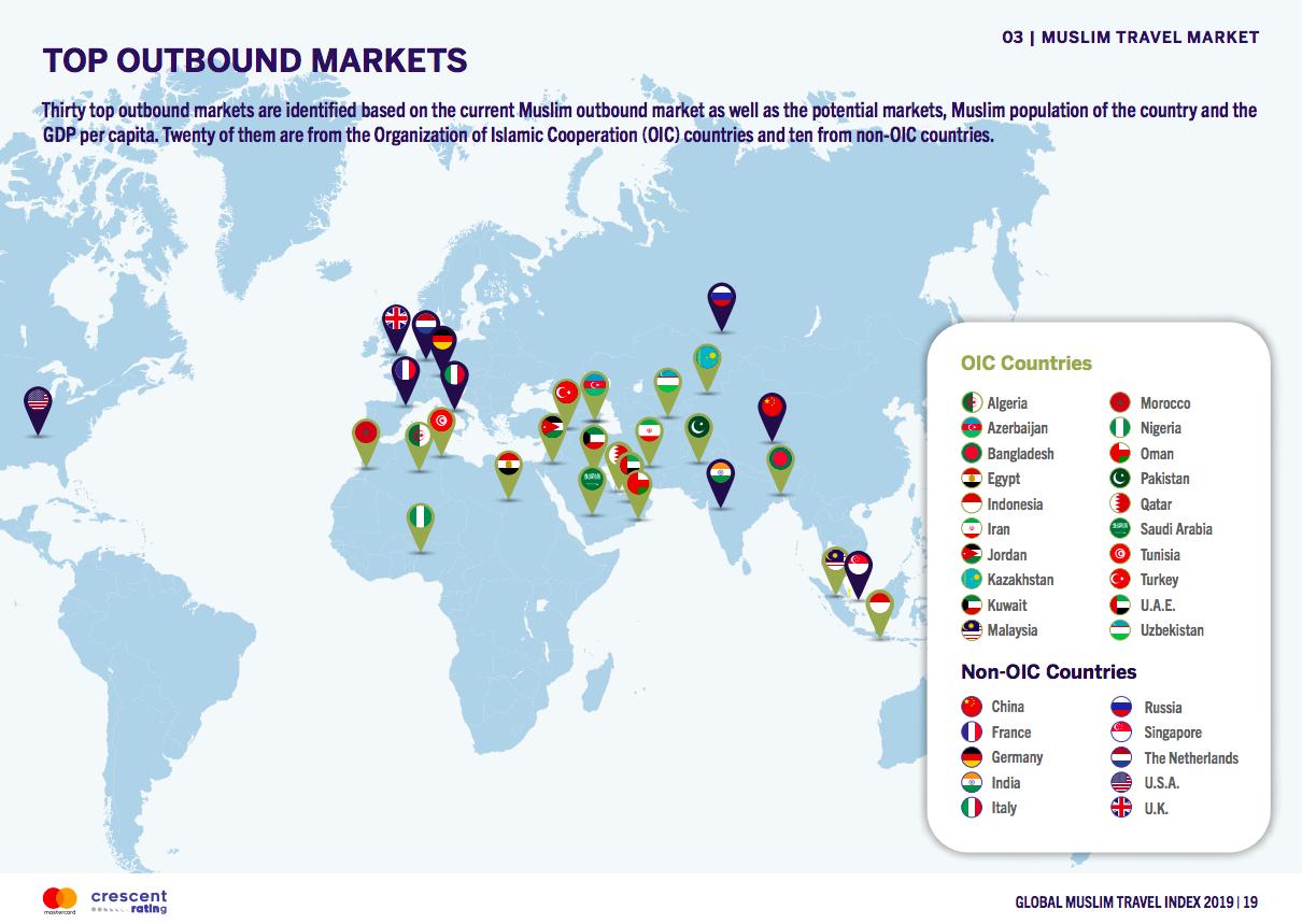 tourisme halal map