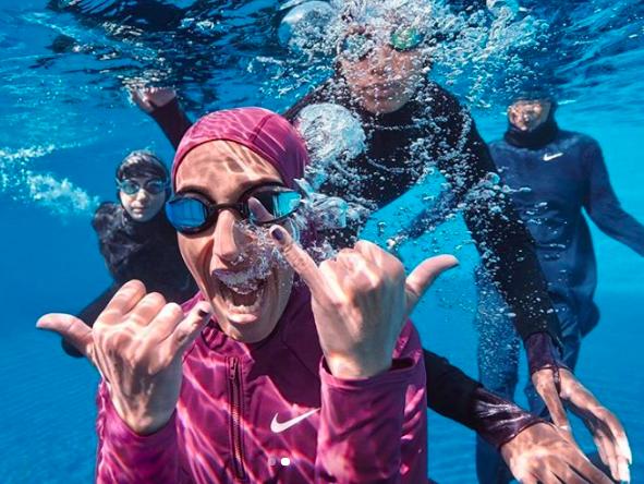Nike Victory Swim
