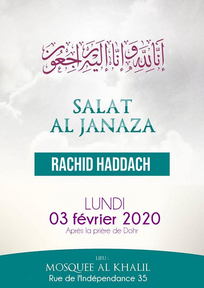 Rachid Haddach