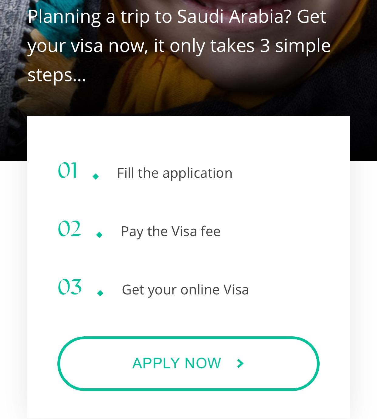 Omra e-visa